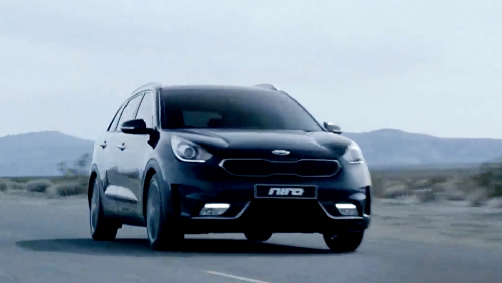 The Smart SUV Niro Space
